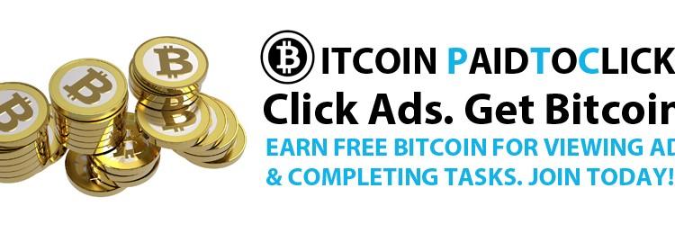 Bitcoin Gratis su BitcoinPaidToClick