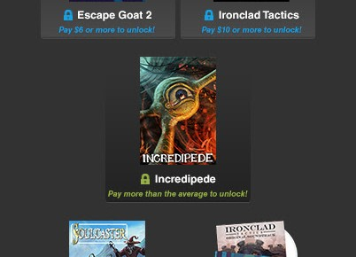 The Humble Daily Bundle: mini-indie