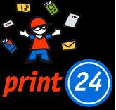 print24, 250 Biglietti da Visita, Cartoline o Volantini Gratis