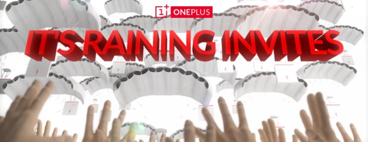 Vinci l'invito per il OnePlus One