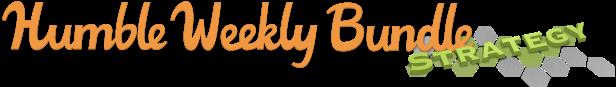 Humble Weekly Bundle: Strategy