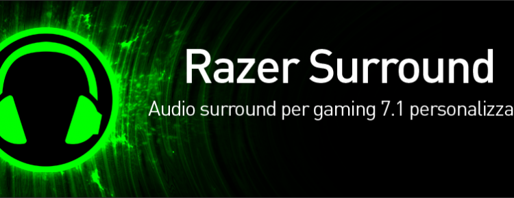 Razer Surround Gratis