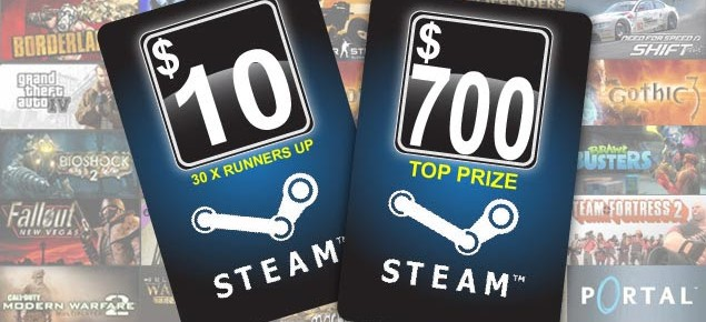 Vinci 700$ o 10$ per Steam