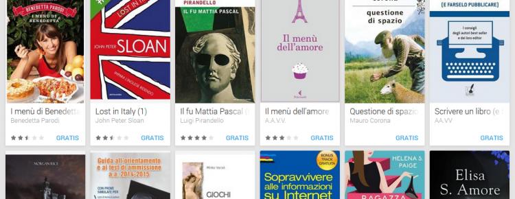 Libri Gratis [Google]