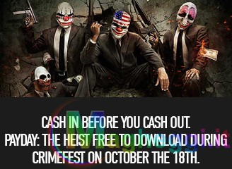 PAYDAY: The Heist Gratis