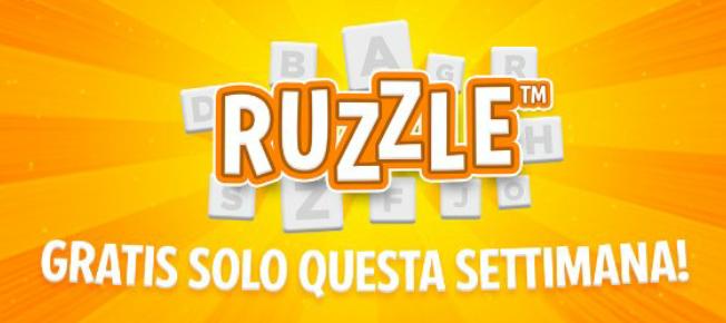 Ruzzle Gratis