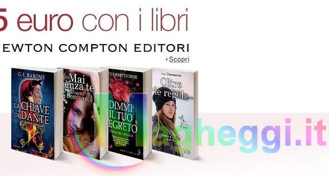 5€ con i libri Newton Compton Editori