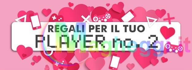 San Valentino da GameStop, Regali per il tuo Player no. 2