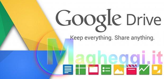 2gb Gratis su Google Drive