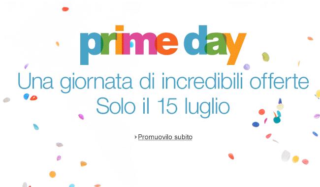 Prime Day su Amazon